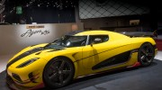 "Koenigsegg unveils ""One of 1"" and Agera 'Final' Series"