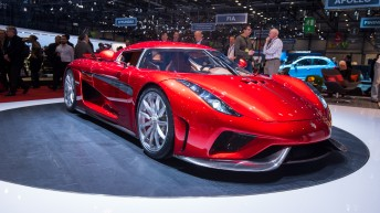 Koenigsegg Regera Now Sold Out