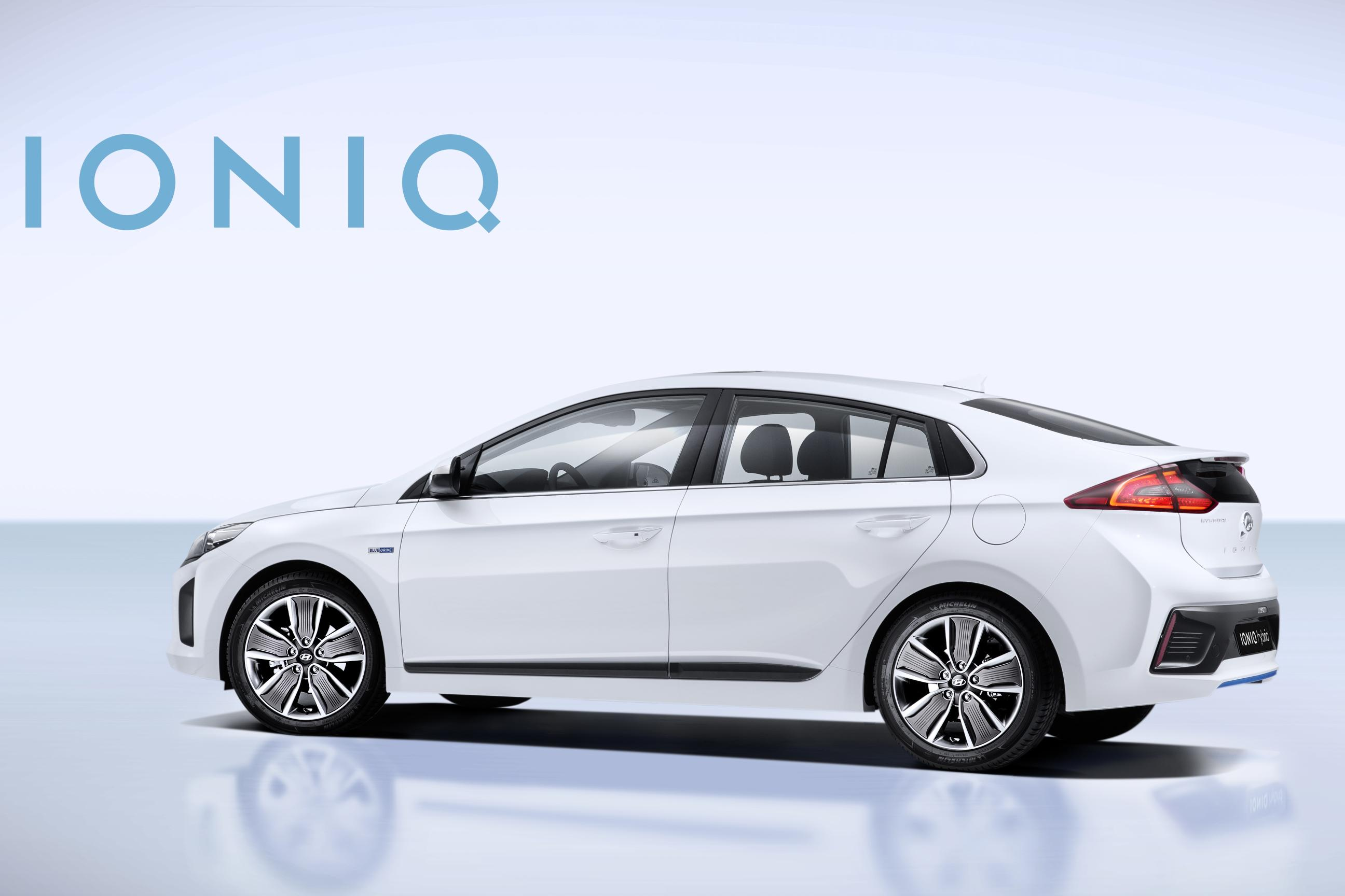 the all new hyundai ioniq line up. Black Bedroom Furniture Sets. Home Design Ideas