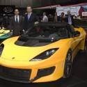 Evora Sport 410 at Geneva Motorshow