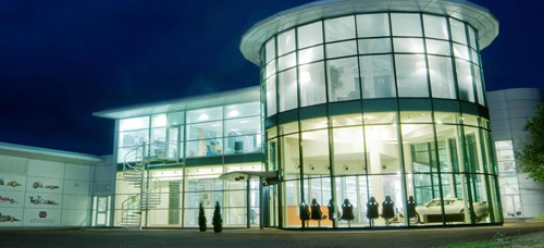 Lotus Headquarters