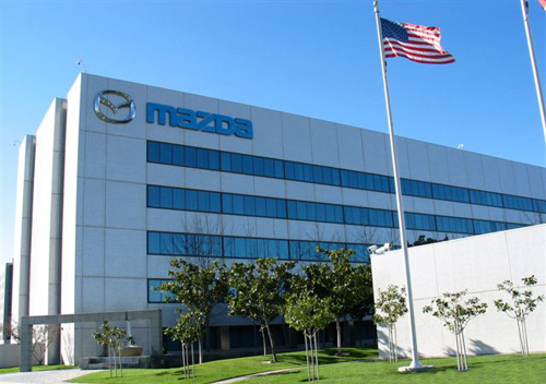 MNAO Corporate Headquarters in Irvine, CA.
