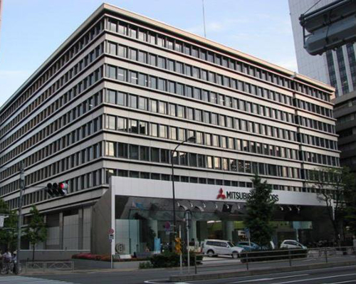 Headquarters in Japan
