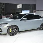 Honda Civic Hatchback Prototype