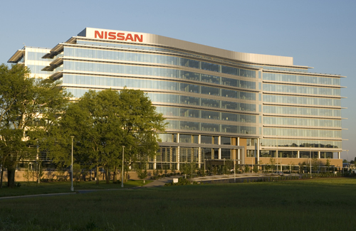 Nissan Americas East Side