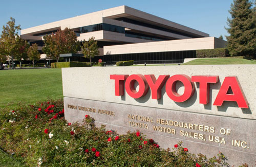 Toyota Motor North America Headquarter