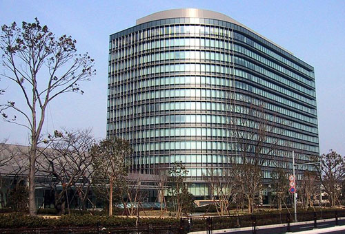 Toyota Motor Co. Ltd Headquarter in Japan
