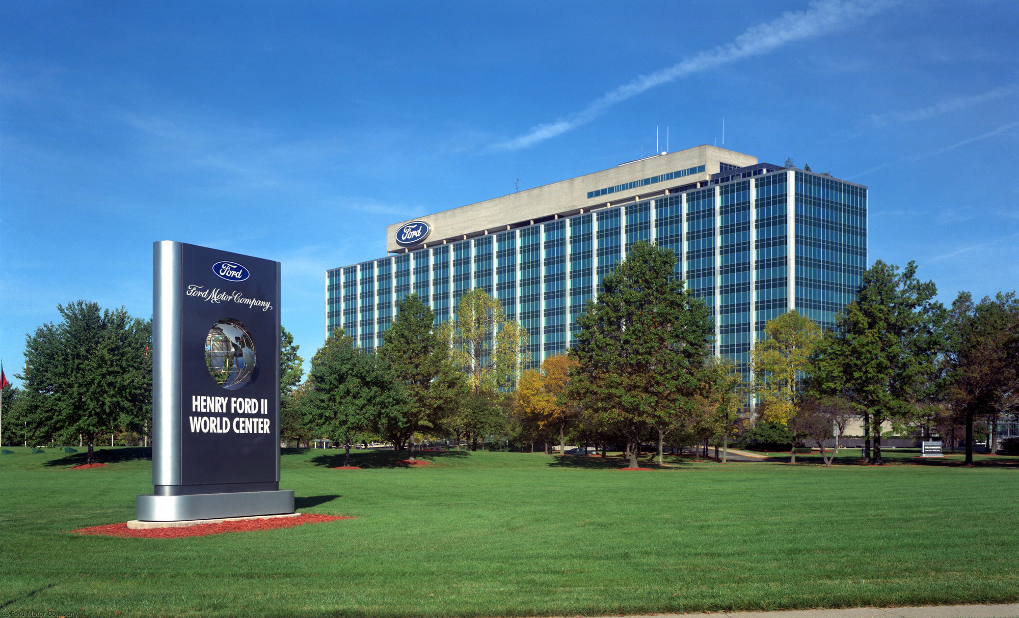 Ford motor company for Lincoln motor company corporate headquarters