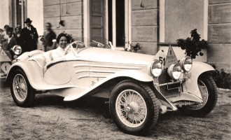 1931 Alfa Romeo 6C 1750 GS Touring 'Flying Star'