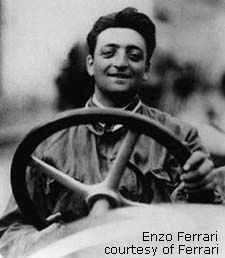 Ferrari's First Race, May 1946