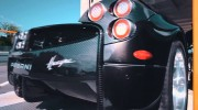 NORTH AMERICA STRONG MARKET FOR PAGANI
