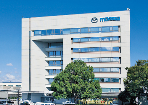 Mazda head office