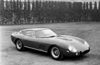 1964 Ferrari 275 GBT/C Speciale One of three built by Ferrari