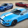 NEW COLORS FOR 2017 FORD SHELBY GT350 MUSTANG