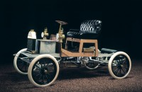 1904 Buick Model B – rode on a wheelbase of 83 inches