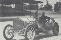 1910 Buick Racer and Louis Chevrolet