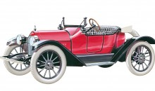 1914 Chevrolet Series H-2 Royal Mail Roadster