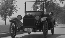 1916 Chevrolet 490 Touring Car