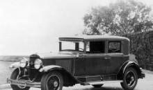 1928 Cadillac Town Sedan