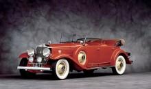 1931 Cadillac Series 452A V-16 Dual Cowl Sport Phaeton