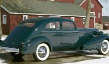 1933 Cadillac Aerodynamic Coupe