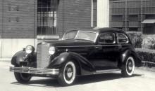 1933 Cadillac Aerodynamic Coupe World's Fair Show Car