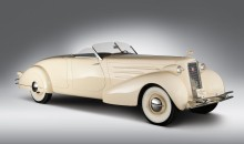 1934 Cadillac Rumbleseat Roadster 5802