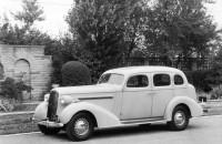 1936 Buick Century Series 60