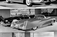 1951 GM LeSabre and 1938 Buick Y-Job Concept