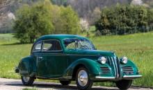 1938 Fiat 1500 B Berlinetta
