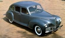 1940 Lincoln Zephyr Fordor