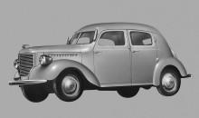 1940 Toyota Model AE