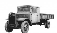 1944 Toyota Model KC truck