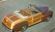 1946 Ford Sportsman convertible