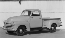 1947 Chevrolet Advance Design 3000 Series