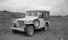 1951: Model BJ 4WD launched, later to become Toyota Land Cruiser