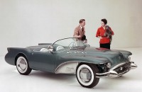 "The 1954 Buick Wildcat II concept used a specially modified version of the company's recently introduced ""Nailhead"" V-8 engine"