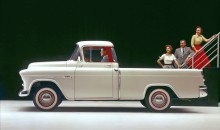 1955 Chevrolet Cameo Carrier