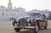 1955 Jaguar Mark VIIM Saloon