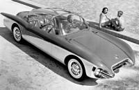1956 Buick Centurion Concept Vehicle