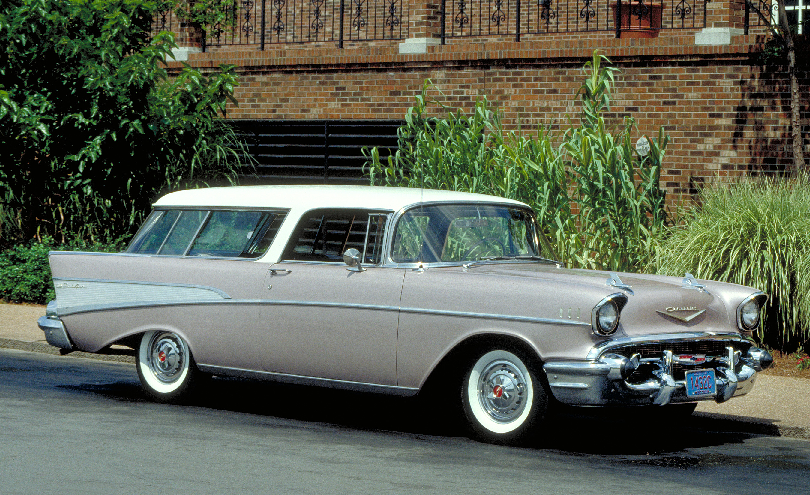 Chevrolet Gallery 1966 Bel Air Wagon 1957 Nomad