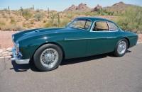 1957 Jaguar XK 140 Zagato