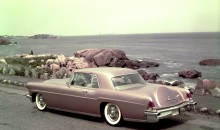 1957 Lincoln Continental Mk II