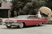 1959 Buick LeSabre Four-Door Sedan