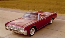 1961 Lincoln Continental Convertible Fordor