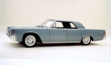 1961 Lincoln Continental Fordor Hardtop