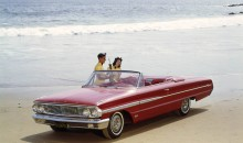 1964 Ford Galazie 500XL Convertible