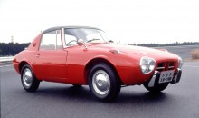 1965 Toyota Sports 800 – first production sports car