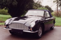 1966-1969 ASTON MARTIN DB6
