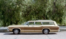 1968 Ford Country Squire station wagon